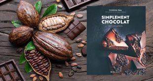 Simplement chocolat : mes recettes préférées de Frédéric Bau aux Éditions Albin Michel