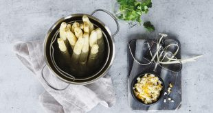 Le cuiseur à asperges de BEKA, c'est de saison !