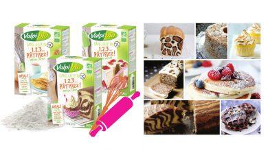 """Photo de 1, 2, 3… Pâtissez avec les nouveaux """"Mix Valpibio"""" sans Gluten !"""