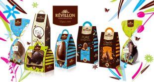 """Le """"Jardin Enchanté"""" de Pâques par Révillon Chocolatier"""