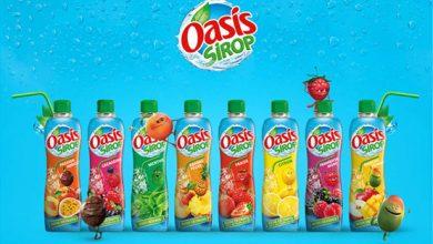 """Photo de C'est offruiciel """"Oasis Sirop"""" vient bousculer le rayon des sirops !"""