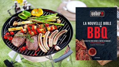 """Photo de """"La Nouvelle Bible du BBQ"""" par Jamie Purviance aux Éditions Larousse"""