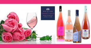 """Des """"Rosés de l'Anjou"""" pour les palais de toutes les Mamans"""