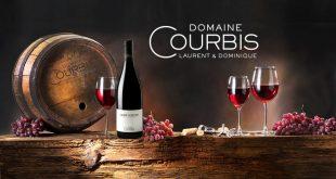 """Domaine Courbis """"Saint-Joseph rouge 2018"""" aromatique et finesse"""