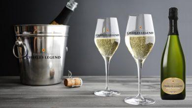 """Photo de Charles Legend présente sa quatrième cuvée, un Champagne """"Brut Nature"""" 100% Pinot Noir"""
