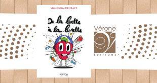 """""""De la luette à la lunette"""" de Marie-Hélène Degrave aux Éditions Vérone"""