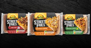 "McCain lance ""Street Fries"", une gamme inédite ultra gourmande !"