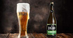 La Brasserie Duyck dévoile sa bière blonde biologique Jenlain