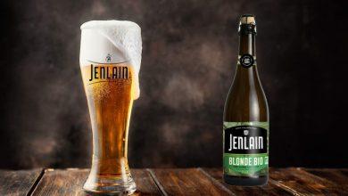 Photo de La Brasserie Duyck dévoile sa bière blonde biologique Jenlain