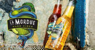"""Nouvelle génération de l'apéritif urbain : """" La Mordue"""" Hard Cider"""