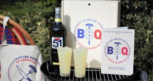 "Pastis 51 & la FFA lancent une ""Valise Apéro Barbecue"" made in France"