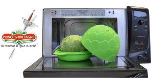 """Prince de Bretagne lance """"l'Articook®"""" : la boîte de cuisson qui révolutionne la consommation de l'artichaut"""