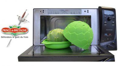 """Photo de Prince de Bretagne lance """"l'Articook®"""" : la boîte de cuisson qui révolutionne la consommation de l'artichaut"""