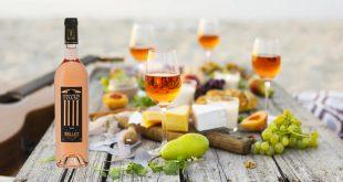 """Vins d'été : le rosé très prisé du """"Domaine de Toasc"""", niché sur les hauteurs de Nice"""