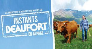 """Cet été, les """"Producteurs de Beaufort"""" partagent leur territoire du 16 juillet au 20 août 2020 !"""