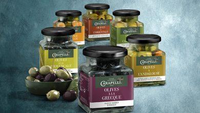 Photo de Carapelli® lance une nouvelle gamme d'olives pour l'apéritif