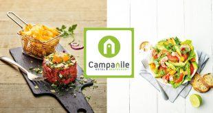 """""""Fraîcheur & légèreté"""" avec la nouvelle carte Printemps-Été des restaurants Campanile"""