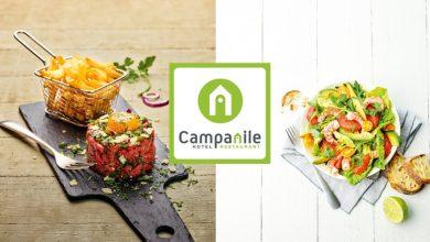 """Photo de """"Fraîcheur & légèreté"""" avec la nouvelle carte Printemps-Été des restaurants Campanile"""
