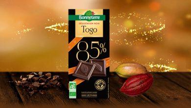 """Photo de Une nouvelle tablette de chocolat """"Dégustation Noir 85% Togo"""" signée Bonneterre !"""