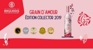 """L'été s'annonce sauvage avec """"Grain d'Amour"""" Édition Collector 2019"""
