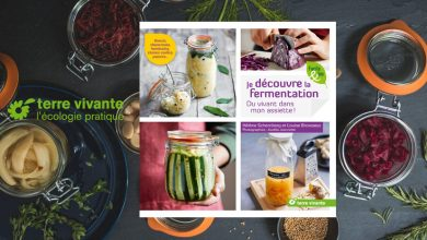 """Photo de """"Je découvre la fermentation"""" par Hélène Schernberg & Louise Browaeys aux Éditions Terre vivante"""