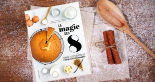 """""""La magie des 8"""" par Cypora Petitjean-Cerf aux Éditions Larousse"""