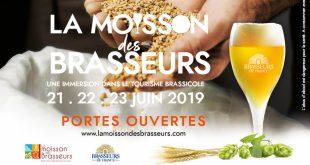 """9ème Édition de """"La Moisson des Brasseurs"""" du 21 au 23 juin 2019"""