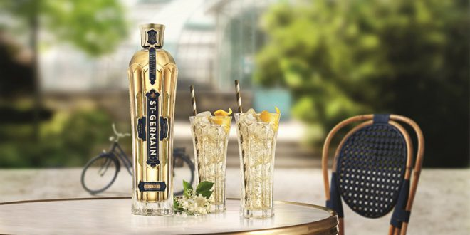 """Le St-Germain® Spritz"" Le cocktail star de l'été !"