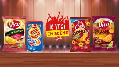 """Photo de Vico lance """"Les Festivités"""" et se met en scène avec de nouvelles saveurs !"""