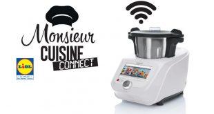 """Le """"Monsieur Cuisine Connect"""" Silvercrest fait son grand retour chez LIDL"""