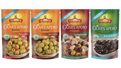 Photo de La Gamme Olives Apéro Tramier accueille 4 nouvelles créations aux saveurs du sud