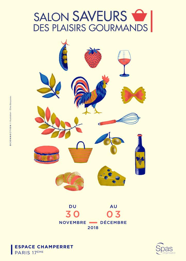 Salon saveurs des plaisirs gourmands 22 me dition du 30 novembre au 3 d cembre 2018 a vos - Salon saveur des plaisirs gourmands ...