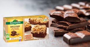 """Bonneterre lance le """"BROOKIE"""" au chocolat et aux graines !"""