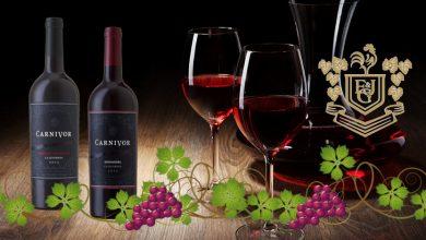 """Photo de """"Carnivor®"""" E.& J.Gallo Winery, le vin des Épicuriens"""