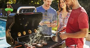 """Le """"Gas2Coal 440"""" de Char-Broil®, un barbecue hybride pour les gourmands indécis"""