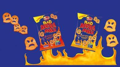 """Photo de """"Bad Monster Munch"""", une nouvelle gamme qui ne manque pas de piquant !"""