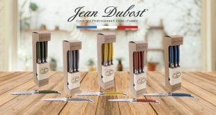 """Le bloc de """"6 Couteaux Steak"""" Jean DUBOST Laguiole®"""