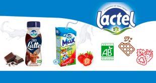 """Lactel® élargit ses gammes de """"Boissons Lactées"""" pour des pauses gourmandes et saines"""