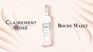 """Photo de Le """"Nouveau Rosé"""" de Roche Mazet : la transparence mise en lumière !"""
