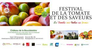 """21ème Édition du """"Festival de la Tomate et des Saveurs"""" les 07 & 08 Septembre 2019"""