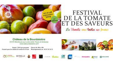 """Photo de 21ème Édition du """"Festival de la Tomate et des Saveurs"""" les 07 & 08 Septembre 2019"""
