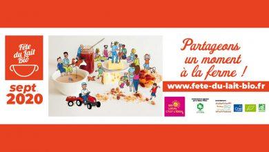 """Photo de """"Fête du Lait Bio"""". tous les week-ends du 30 août au 4 octobre 2020"""