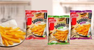"""""""Churros de pommes de terre"""" Findus, 3 nouveautés, 1001 façons de les déguster !"""
