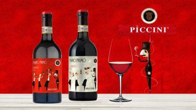 """Photo de Piccini® """"Mario Primo Chianti"""", la renaissance des Chiantis des années 1930"""
