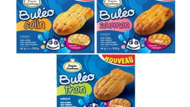 Photo de Buléo Colin, Saumon, Thon, le p'tit repas des enfants !
