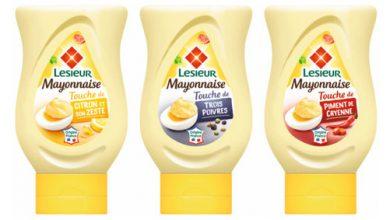 """Photo de Variez les plaisirs avec """"Touche de"""" : les nouvelles mayonnaises aromatisées Lesieur"""