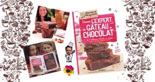 """Devenez l'Expert Mondial du Gâteau au Chocolat par """"Michel et Augustin"""" aux Éditions Marabout"""