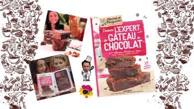 """Photo de Devenez l'Expert Mondial du Gâteau au Chocolat par """"Michel et Augustin"""" aux Éditions Marabout"""