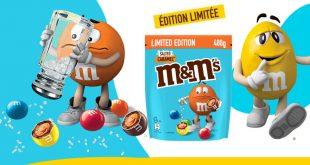 """Édition Limitée """"M&M's® Caramel salé"""" la meilleure nouvelle de la rentrée !"""