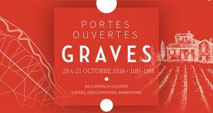 """Les """"Portes Ouvertes"""" en Graves reviennent le 20 et 21 octobre 2018"""